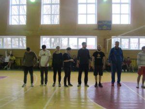 4-й Михайловский волейбольный турнир среди молодёжных братств Брестской епархии